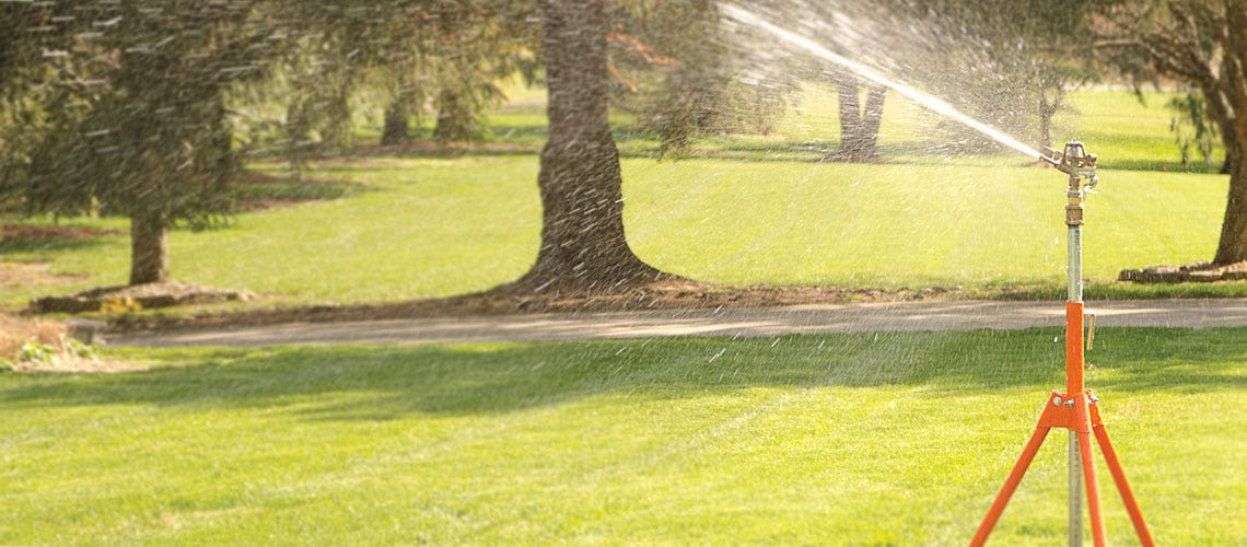 Irrigation Supplies & Equipment